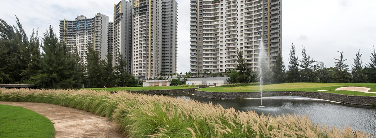 Blue Ridge Township at Hinjewadi, Pune