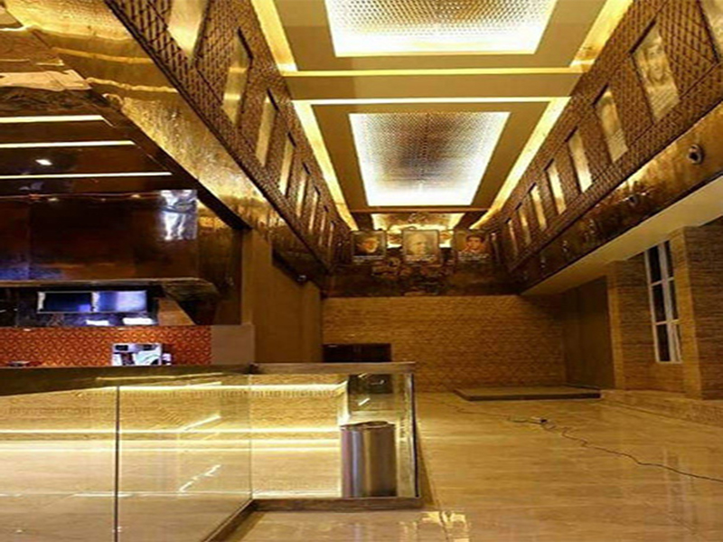 Hotel and multiplex at Wadi Budruk, Nanded